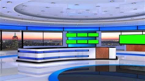 best for green screen news studio in green screen free best footage