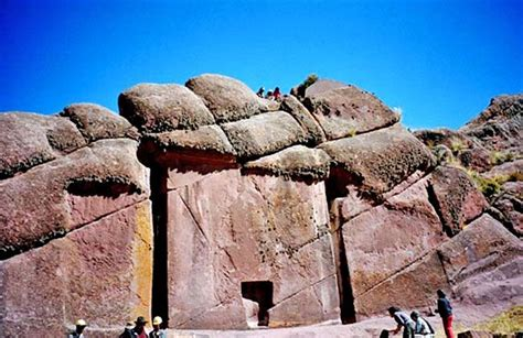 peru natural eden of 9972976556 puerta de hayu marca gate if the gods lake titicaca peru carved out of the natural rock