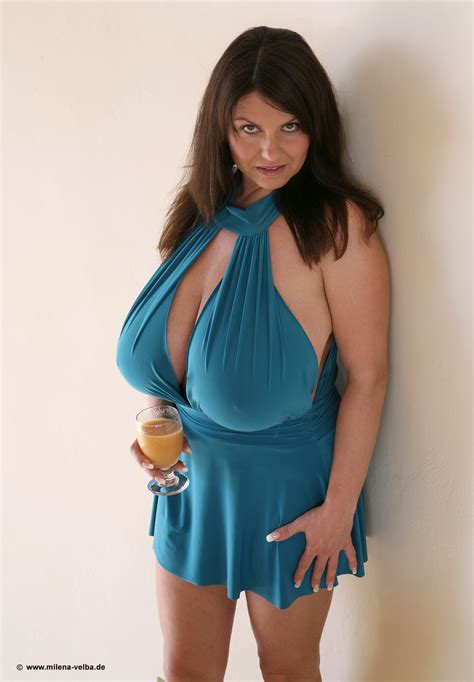 Milena Blue milena velba all kinds of voluptuous