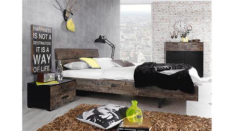 bett sumatra bett sumatra schlafzimmerbett in vintage braun 180 cm
