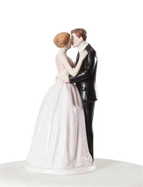 Wedding Figurines by Quot Quot Wedding Cake Topper Figurine