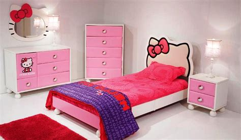 hello kitty bedroom sets tips to create the most unique and girly hello kitty room