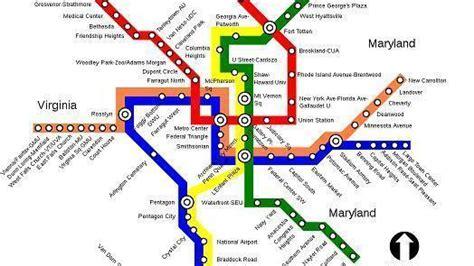 metro washington dc map lines glenn beck rally attendees warned of dangers of dc metro