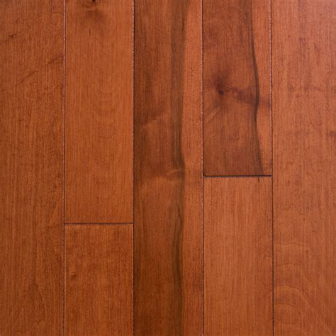 Maple Hardwood Flooring 3 4 Quot X 4 Quot Prefinished Cherry Maple Hardwood Flooring