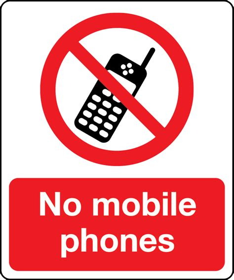 sign in to mobile no mobile phones sign clipart best