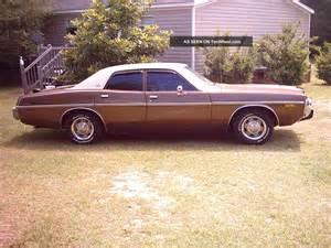 Dodge Coronet 1973 Dodge Coronet Custom