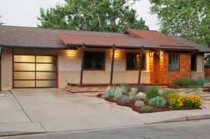 Mid Century Modern Exterior Mid Century Modern Midcentury Exterior Denver By