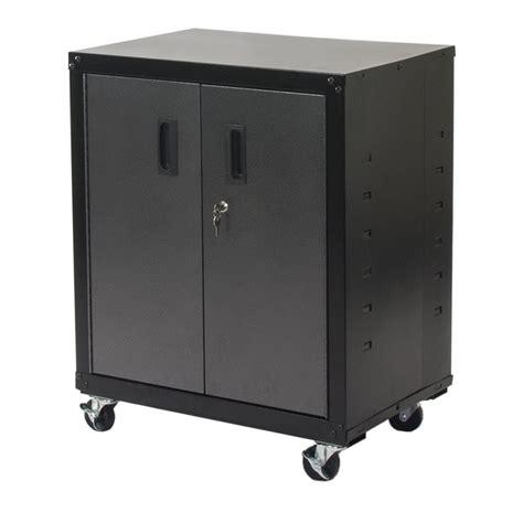 Mobile Garage Storage Cabinets by Romak Two Door Mobile Garage Cabinet I N 2760202