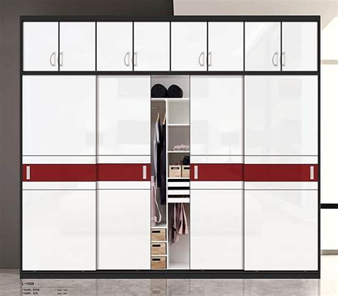 Kitchen Cabinet Sliding Door High Gloss Kitchen Cabinet Customized Kitchen Cabinets Sliding Wardrobe Cabinets Pvc Bathroom