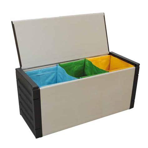mobile in plastica mobile basso panca in plastica con borse per raccolta