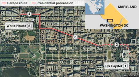 map of us capitol west lawn moment of history as obama sworn in 171 adal voice