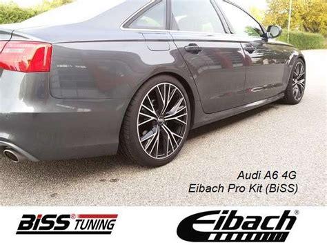 Audi A6 4f Eibach Federn by Audi A6 4f Sportfedern 60 50 Mm 50 40 Mm 40 40 Mm Von