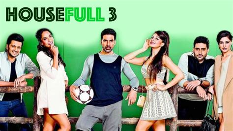 Housefull 3 Official Trailer Is Out Its Hilarious With