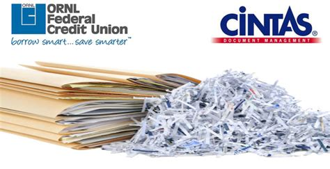 Forum Credit Union Shred Day 2014 Free Document Shred Day Sponsored By Ornl Fcu And Cintas