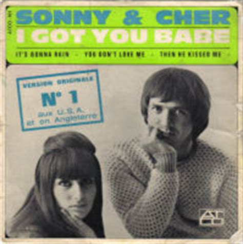 i got you babe sonny and cher top of the pops 1965 sonny and cher songs top songs chart singles
