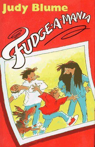 fudge a mania book report judy blume fudge a mania