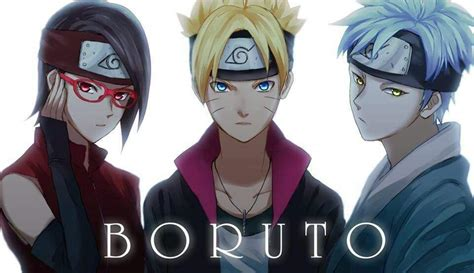 Being Luckyand Sarada by Boruto The Us Release Date Revealed October