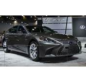 2018 Lexus LS 500h Debuts In North America At The