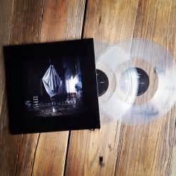 tim hecker virgins clear vinyl virgins paper bag records