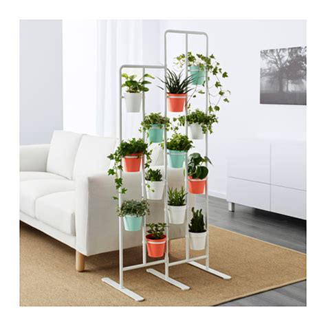 ikea plant stand socker plant stand in outdoor white 162 cm ikea