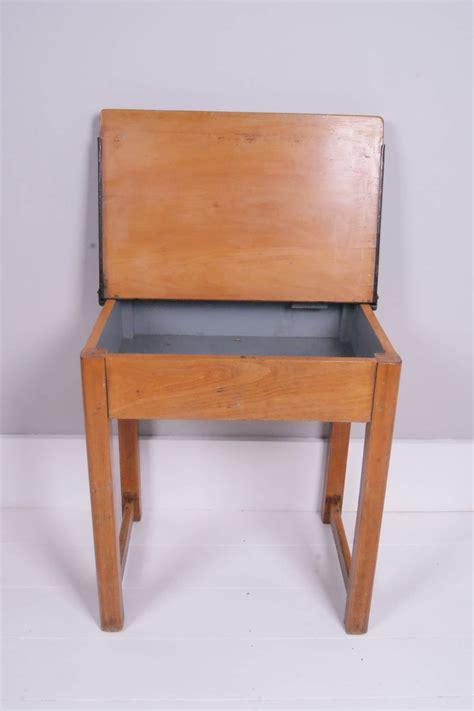 desk with lift lid children s vintage single desk with lift up lid