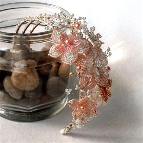 Handmade Flower Headbands - handmade beaded flower headband pictures photos and