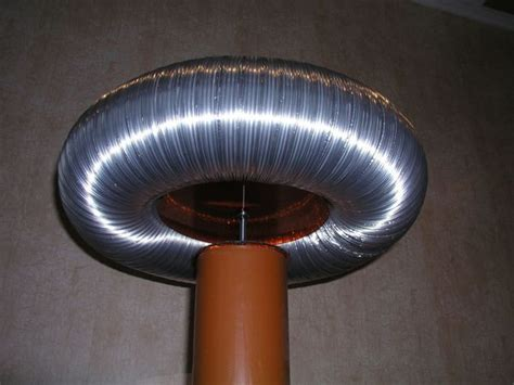 toroid tesla coil tesla coil project