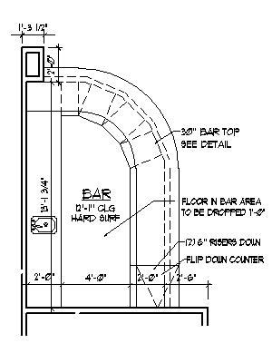 bar blueprints free pdf woodworking basement bar