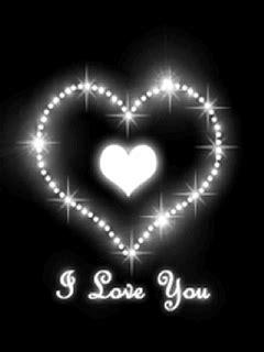 Hình ảnh động trái tim - I LOVE YOU - Tình yêu dễ thương