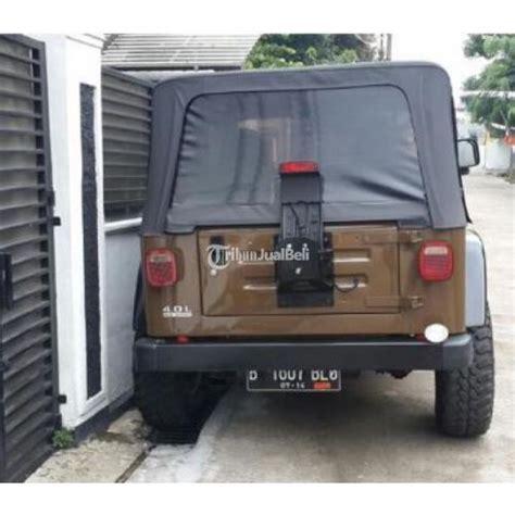 Mobil Jeep Road Murah mobil jeep cj 7 tahun 1982 4 2 matic second harga murah