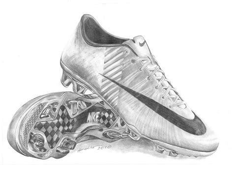boat cleat drawing nike cleats by kaur22 on deviantart