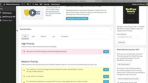 tutorial youtube wordpress best wordpress security plugins ithemes tutorial youtube