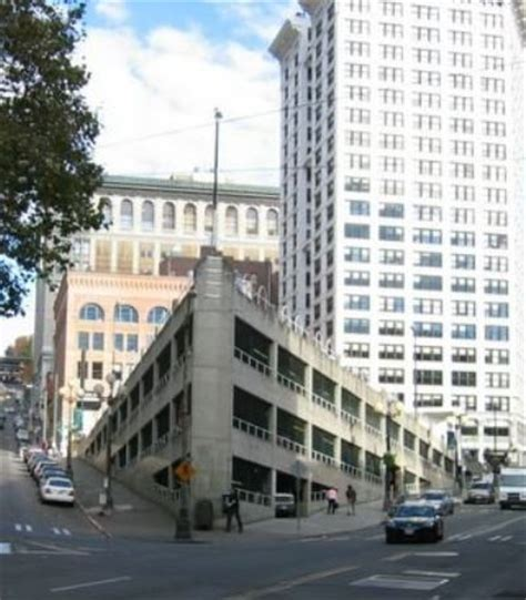 Pioneer Square Garage by Pioneer Square Parking Garage Thorofare Capital