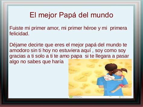 imagenes que extrañas a tu papa diapositiva feliz dia papa