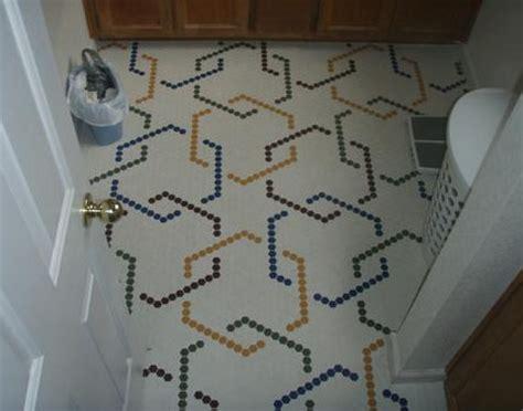 modern bathroom floor tile ideas pattern about math bathrooms pictures of 3 geek bathroom tile patterns