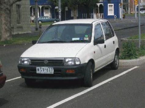 Used Suzuki Melbourne 1996 Used Suzuki Alto Car Sales Carlton Melbourne Vic 4 200