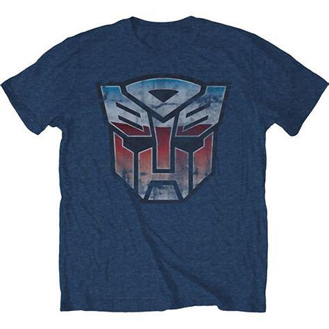 Transformers Logo 1 T Shirt transformers vintage autobot logo t shirt