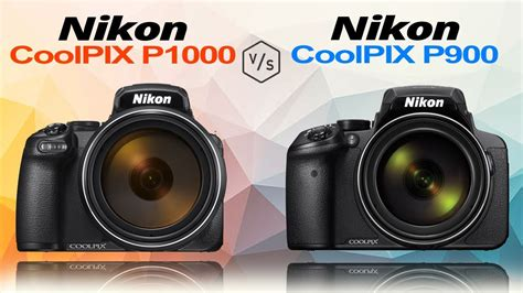 Nikon P900 V P1000 by Nikon Coolpix P1000 Vs Nikon Coolpix P900