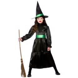 wizard of oz wicked witch costume wicked witch hat girls halloween fancy dress kids wizard