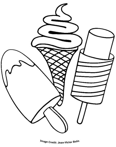 preschool ice cream coloring pages best 25 ice cream coloring pages ideas on pinterest