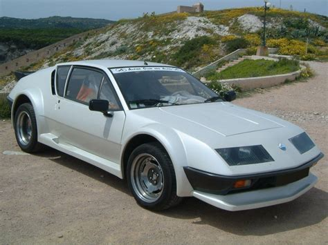renault alpine a310 renault alpine a310 v6 group 4 1977 racing cars