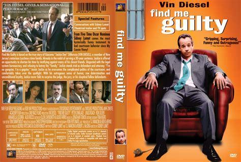 Find Guilty 2006 Film Find Me Guilty Movie Dvd Scanned Covers 3411find Me Guilty Nettech Dvd Covers