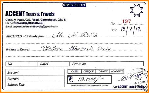 7 travel invoice examples samples