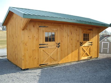 shed kits nj run in sheds lancaster pa horse run in shed pa nj