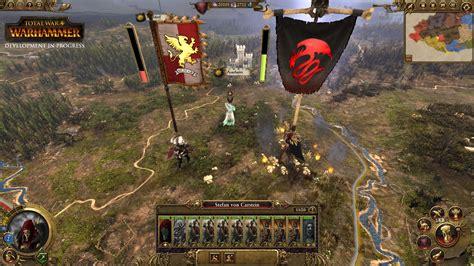 empire total war console total war warhammer devs talk siege vires console
