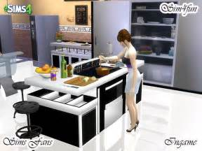Modern Kitchen By Sim4fun At Sims Fans 187 Sims 4 Updates