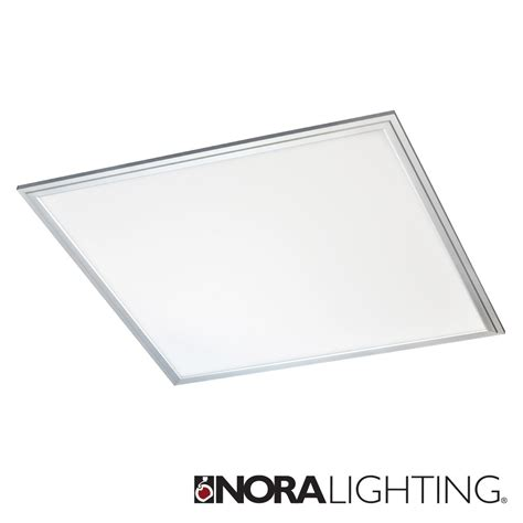 2x2 led light panel nora nspec 2x2 edge lit led flat panel fixture npd e2243