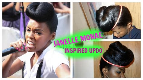 Janelle Monae Hairstyle by Janelle Monae Hairstyle With Box Braids Www Pixshark