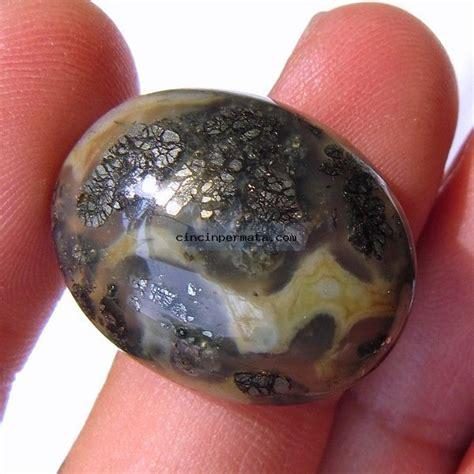 Cincin Akik Antik batu akik badar perak antik cincinpermata jual