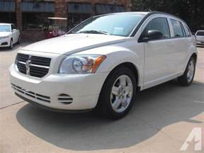 2009 dodge caliber sxt for sale in bowdon